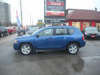 Used 2009 Jeep Compass for sale in Scarborough, ON
