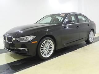 Used 2014 BMW 3 Series 328i X-DRIVE EXECUTIVE |NAV|ROOF|PHONE|HID|34KM for sale in Scarborough, ON