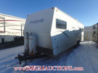 Used 2006 KUSTOM KOACH ROUGHNECK NT300  TRAVEL TRAILER for sale in Calgary, AB