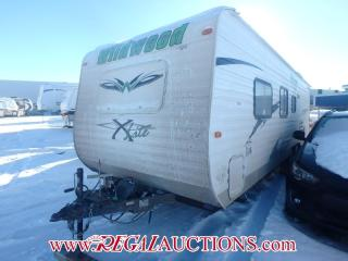 Used 2012 Forest River WILDWOOD 26BHXLT  TRAVEL TRAILER for sale in Calgary, AB