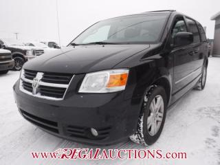 Used 2010 Dodge GRAND CARAVAN SXT WAGON 7PASS 3.3L for sale in Calgary, AB