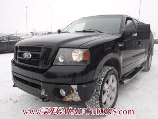 Used 2008 Ford F150 FX4 SUPERCAB 4WD 5.4L for sale in Calgary, AB