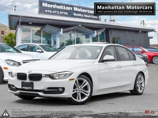 Used 2014 BMW 3 Series 320i SPORTLINE |ROOF|PHONE|1OWNER|50,000KM|6SPEED for sale in Scarborough, ON