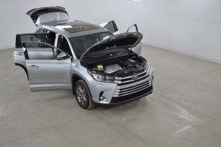 Used 2018 Toyota Highlander LTD for sale in Charlemagne, QC