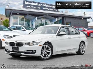 Used 2014 BMW 3 Series 320i X-DRIVE SPORTLINE |1OWNER|PHONE|NOACCIDENT for sale in Scarborough, ON