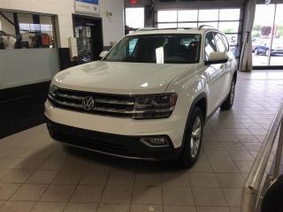 Used 2018 Volkswagen ATLAS HIGHLINE for sale in Laval, QC