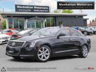 Used 2014 Cadillac ATS ATS4 2.0T AWD |BLUETOOTH|SUNROOF|WARRANTY|34000KM for sale in Scarborough, ON