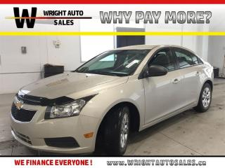 Used 2014 Chevrolet Cruze 1LS|LOW MILEAGE|TRACTION CONTROL|33,200 KMS for sale in Cambridge, ON