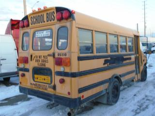 Used 2005 Ford E350 SCHOOL BUS for sale in Mississauga, ON