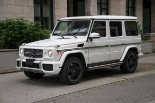 Used 2016 Mercedes-Benz G-Class 65 4MATIC for sale in Vancouver, BC