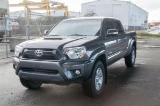 Used 2014 Toyota Tacoma TRD SPORT LEATHER for sale in Langley, BC