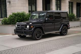 Used 2015 Mercedes-Benz G-Class G63 AMG 4MATIC for sale in Vancouver, BC