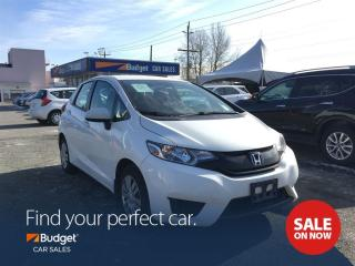 Used 2017 Honda Fit Automatic, Bluetooth, Heated Seats for sale in Vancouver, BC
