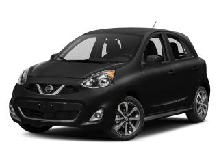 New 2018 Nissan Micra 1.6 SV at for sale in Mississauga, ON