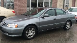 Used 2000 Acura TL 3.2TL . only 100500 KM for sale in North York, ON