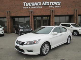 Used 2013 Honda Accord Ex-L | LEATHER | SUNROOF | FRONT AND REAR HEATED SEATS | for sale in Mississauga, ON
