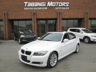 Used 2011 BMW 328xi XDRIVE | NAVIGATION | LEATHER | SUNROOF | for sale in Mississauga, ON