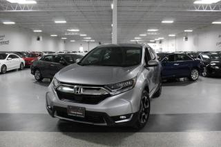 Used 2017 Honda CR-V TOURING NO ACCIDENTS I NAVIGATION I LEATHER I PANOROOF I BT for sale in Mississauga, ON