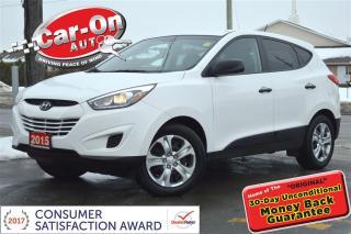 Used 2015 Hyundai Tucson AUTO A/C HEATED SEATS BLUETOOTH for sale in Ottawa, ON