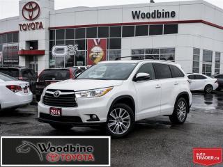 Used 2016 Toyota Highlander XLE for sale in Etobicoke, ON