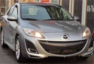 Used 2011 Mazda MAZDA3 GT for sale in Etobicoke, ON