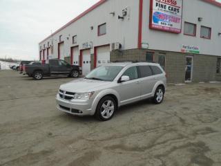 Used 2010 Dodge Journey SXT for sale in Sudbury, ON