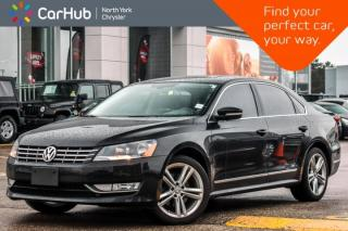 Used 2015 Volkswagen Passat Highline|Sunroof|Heated seats|Navi|Bluetooth|Leather|18