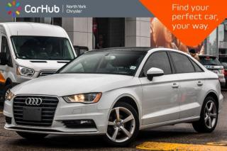 Used 2015 Audi A3 TDI Komfort |Sunroof|Leather|HeatFrntSeats|Sat.Radio|Bluetooth|17