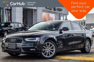 Used 2014 Audi A4 Progressiv for sale in Thornhill, ON