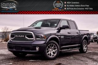 Used 2018 Dodge Ram 1500 Limited|4x4|Navi|Sunroof|Backup Cam|4 Corner Air Suspension|R-Start|Leather|20