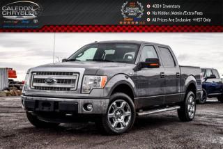 Used 2014 Ford F-150 XLT|4x4|Bluetooth|Backup Cam|Pwr Windows|Pwr Locks|Keyless Entry|17