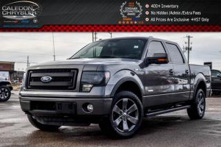Used 2013 Ford F-150 FX4|4x4|Navi|Bluetooth|Backup Cam|R-Start|Heated Front seats|18