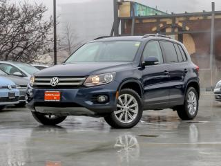 Used 2014 Volkswagen Tiguan 2.0 TSI 4Motion for sale in Toronto, ON