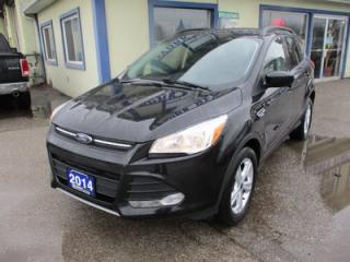 Used 2014 Ford Escape LOADED SE MODEL 5 PASSENGER 2.0L - DOHC.. 4WD.. HEATED SEATS.. NAVIGATION.. BACK-UP CAMERA.. SYNC TECHNOLOGY.. for sale in Bradford, ON