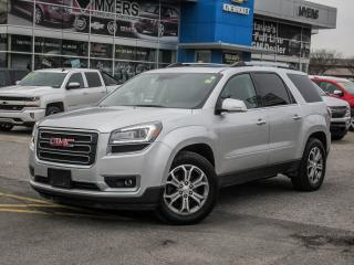 Used 2015 GMC Acadia SLT, AWD, NAV, DUAL SUNROOF, NO ACCIDENTS for sale in Ottawa, ON