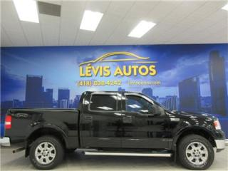 Used 2004 Ford F-150 Lariat for sale in Levis, QC