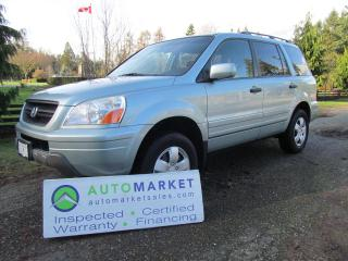 Used 2003 Honda Pilot EX for sale in Langley, BC