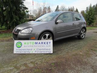 Used 2009 Volkswagen GTI 2.0T Coupe for sale in Surrey, BC