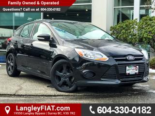 Used 2013 Ford Focus SE B.C OWNED! for sale in Surrey, BC