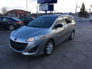 Used 2014 Mazda MAZDA5 GS for sale in Brantford, ON