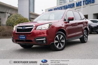 Used 2017 Subaru Forester 2.5i Touring CVT SUNROOF - BLUETOOTH - BACK UP CAM for sale in Vancouver, BC