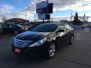 Used 2011 Hyundai Sonata GL for sale in Brantford, ON