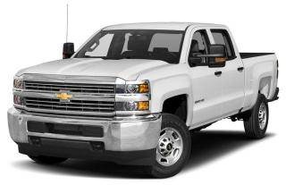 New 2018 Chevrolet Silverado 2500HD WT for sale in Gloucester, ON