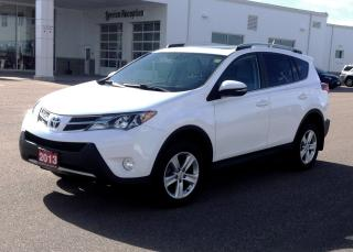 Used 2013 Toyota RAV4 XLE AWD for sale in Renfrew, ON