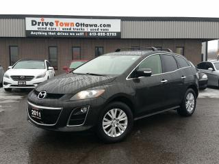 Used 2011 Mazda CX-7 GT AWD **LEATHER**MOONROOF** for sale in Gloucester, ON