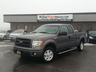 Used 2013 Ford F-150 STX Super Cab for sale in Gloucester, ON