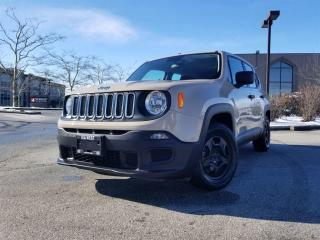 Used 2015 Jeep Renegade 4WD/4DR for sale in Quesnel, BC