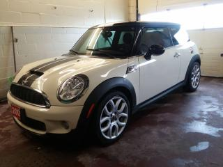 Used 2008 MINI Cooper S S for sale in Orillia, ON