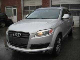Used 2008 Audi Q7 4.2L for sale in Scarborough, ON