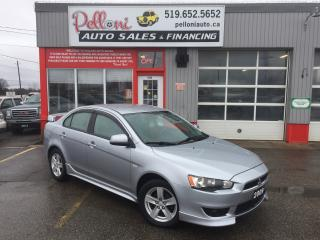 Used 2009 Mitsubishi Lancer SE BLUETOOTH + HEATED SEATS for sale in London, ON